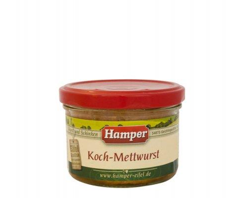 Koch-Mettwurst