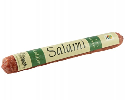 Eifelschweinsalami Kräuter